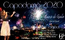 Capodanno Cagliari Cena di Gala Panorama Cagliari Locandina Foto